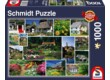 Schmidt 58341 - Take a Trip to England - 1000 db-os puzzle
