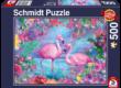 Schmidt 58342 - Flamingos - 500 db-os puzzle