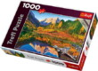 Trefl 10353 - Maroon-tó - Aspen Colorado - 1000 db-os puzzle