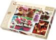 Trefl 10360 - Konyha dekor - Muffin - 1000 db-os puzzle