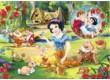 Trefl 13204 - Álmodozó Hófehérke - 200 db-os puzzle
