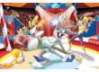 Trefl 14209 - Looney Tunes - Szuper koncert - 24 db-os Maxi puzzle