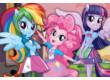 Trefl 16253 - My Little Pony - Equestria girls - 100 db-os puzzle