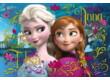 Trefl 16255 - Jégvarázs - Anna és Elsa - 100 db-os puzzle