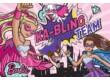 Trefl 16280 - Szuperhős Barbie - 100 db-os puzzle