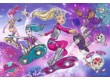 Trefl 16296 - Barbie Star Light Adventure - 100 db-os puzzle