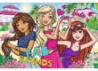 Trefl 16310 - Barbie vakációja - 100 db-os puzzle