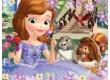 Trefl 18196 - Szófia hercegnő és a rózsák - 30 db-os puzzle