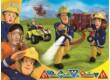 Trefl 18244 - Sam, a tűzoltó - Segítségre készen - 30 db-os puzzle