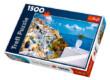 Trefl 26119 - Santorini Görögország - 1500 db-os puzzle