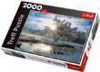 Trefl 27044 - Egy reggel a tónál - 1500 db-os puzzle