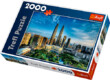 Trefl 27075 - Petronas ikertorony Malajzia - 1500 db-os puzzle