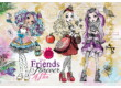Trefl 30006 - Ever After High - 160 db-os Shine Color puzzle