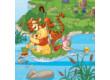 Trefl 34106 - Micimackó nyári kalandjai - 3 az 1-ben (20 36 50 db-os) puzzle