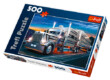 Trefl 37121 - Ezüst kamion - 500 db-os puzzle