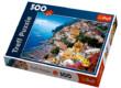 Trefl 37145 - Positano Amalfi-part Olaszország - 500 db-os puzzle