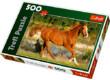 Trefl 37184 - Vágtázó szépség - 500 db-os puzzle