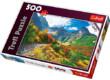 Trefl 37190 - Őszi Tátra - 500 db-os puzzle