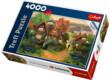 Trefl 45002 - Tengeri kikötőváros - 4000 db-os puzzle
