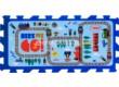 Trefl 60466 - Thomas és barátai - 8 db-os Szivacs puzzle