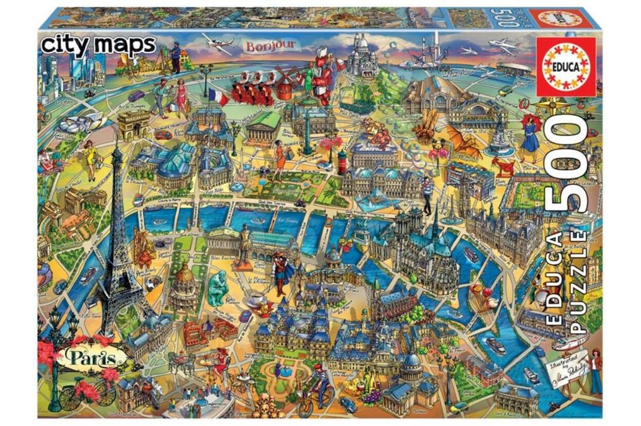 Educa 18452 Puzzle A Puzzle Hu Webaruhazban