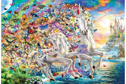 EuroGraphics 8220-5480 - Unicorn Fantasy - 2000 db-os puzzle