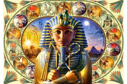 Bluebird puzzle 70175 - Tutankhamun - 1000 db-os puzzle