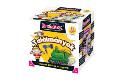 BrainBox 93615 - Találmányok