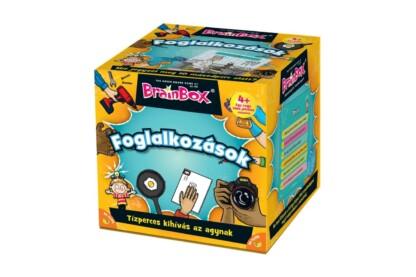 BrainBox 93623 - Foglalkozások