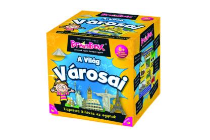 BrainBox 93644 - A világ városai