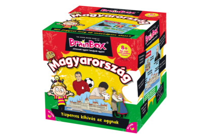 BrainBox 93652 - Magyarország