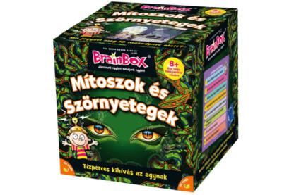 BrainBox 93659 - Mítoszok és szörnyetegek