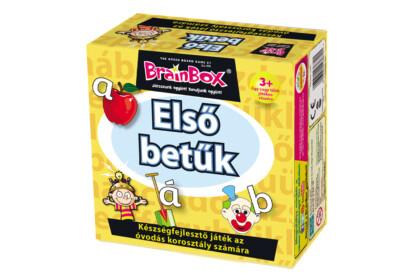 BrainBox 93672 - Első betűk