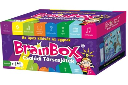 BrainBox 93698 - Családi Társasjáték