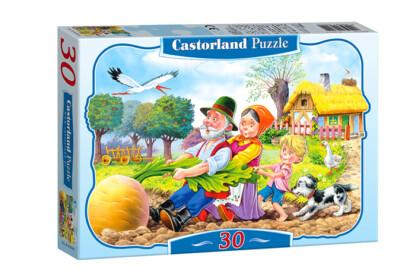 Castorland B-03242 - Répamese - 30 db-os puzzle