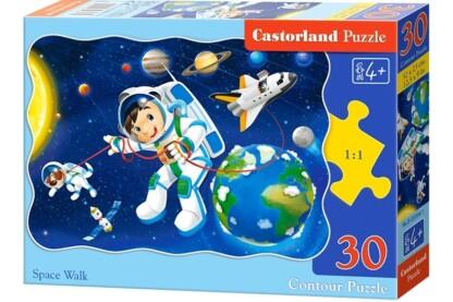 Castorland B-03594 - Űrséta  - 30 db-os puzzle