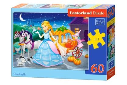 Castorland B-06908 - Hamupipőke - 60 db-os puzzle