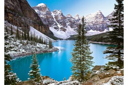 Castorland C-102372 - A Sziklás- hegység ékszere, Kanada - 1000 db-os puzzle