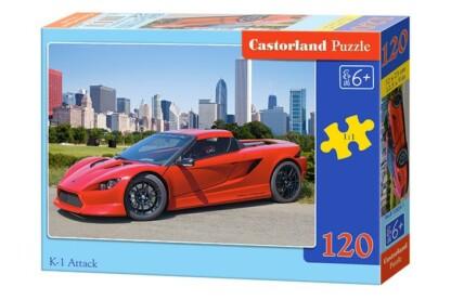 Castorland B-12824 - K-1 Attack - 120 db-os puzzle