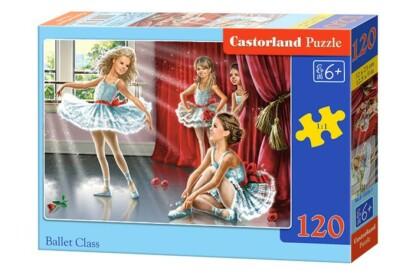 Castorland B-13036 - Balettóra - 120 db-os puzzle