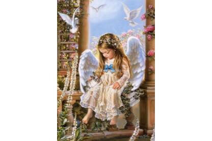 Castorland C-151165 - Tender Love - Sandra Kuck - 1500 db-os puzzle