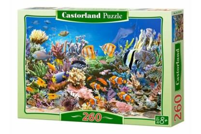 Castorland B-27279 - Az óceán színei - 260 db-os puzzle