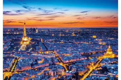 Clementoni 31815 - Párizs látképe - 1500 db-os puzzle