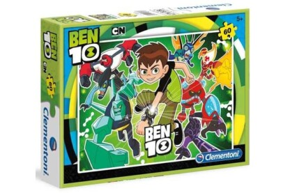Clementoni 08432 - Ben 10 - 60 db-os puzzle