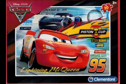 Clementoni 08513 - Verdák 3 - 30 db-os puzzle