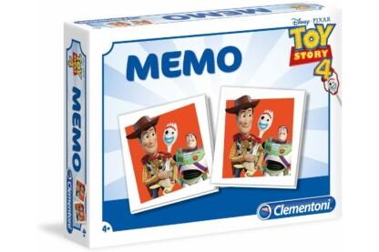 Clementoni - Toy Story 4 memóriajáték (18050)