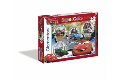 Clementoni 24432 - Verdák 2. - 24 db-os Szuper színes Maxi puzzle