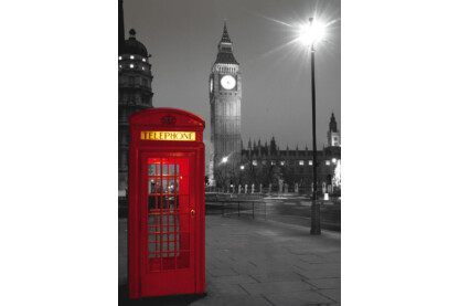Clementoni 30263 - Londoni telefonfülke - 500 db-os puzzle