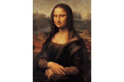 Clementoni 31413 - Museum Collection - Da Vinci - Mona Lisa - 1000 db-os puzzle