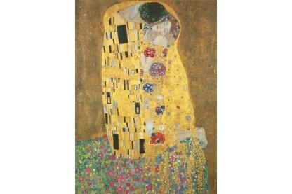 Clementoni 31442 - Museum Collection - Klimt - A csók - 1000 db-os puzzle